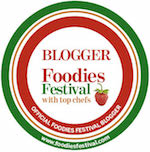 Foodies Festival Blogger