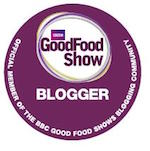 Good food show badge